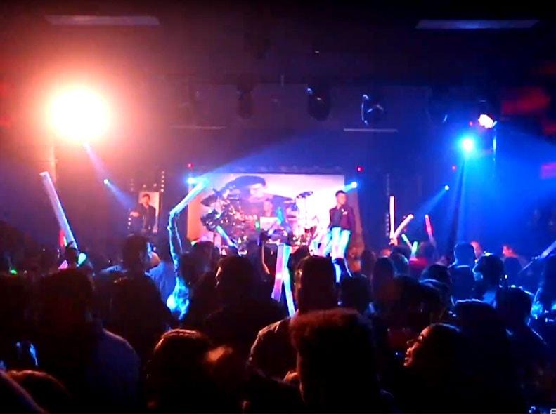 DJ RICKY ROCKS (DJ + LIVE DRUMS) Anaheim, CA